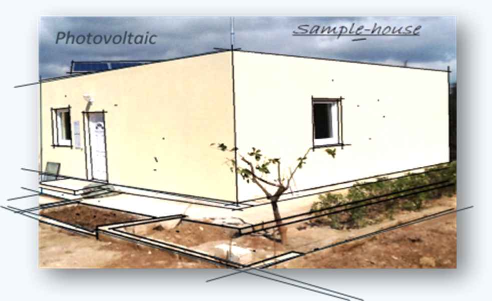 Sample Compact House System
